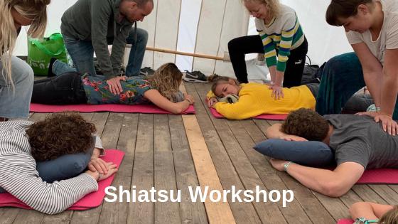Arigato Shiatsu Workshop