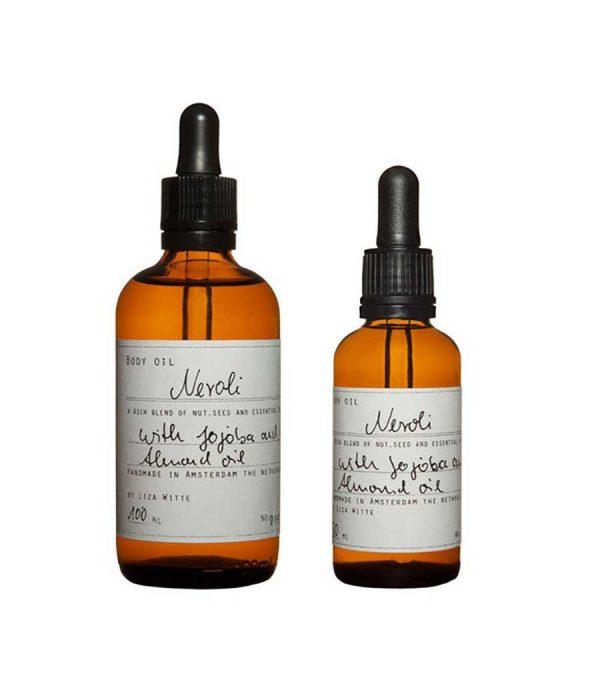 Liza Witte neroli body oil