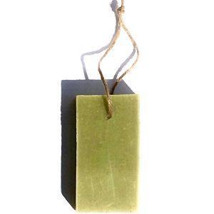 Lizza Witte triple cardamom soap 130 gr