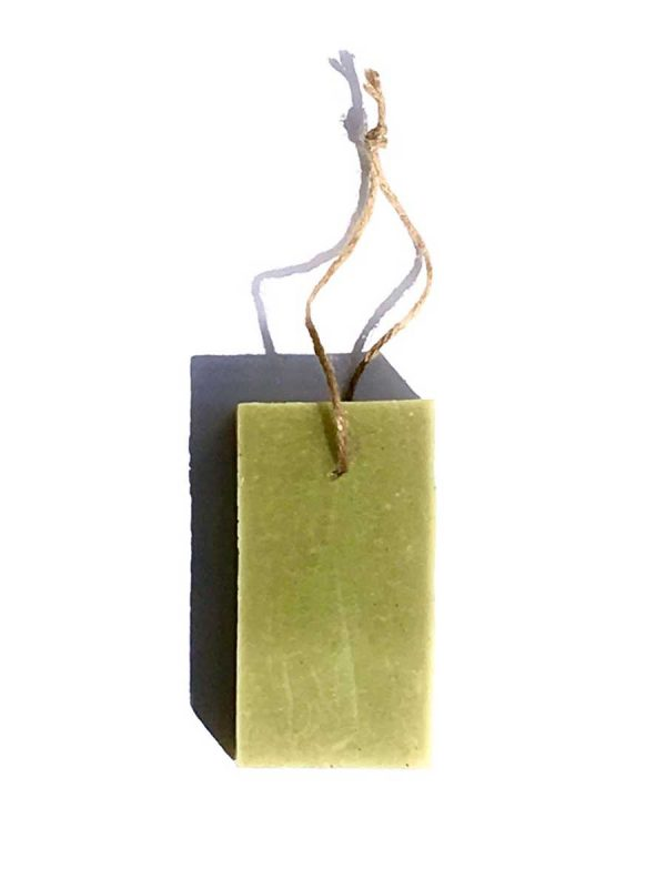 Lizza Witte triple cardamom soap 130 gr