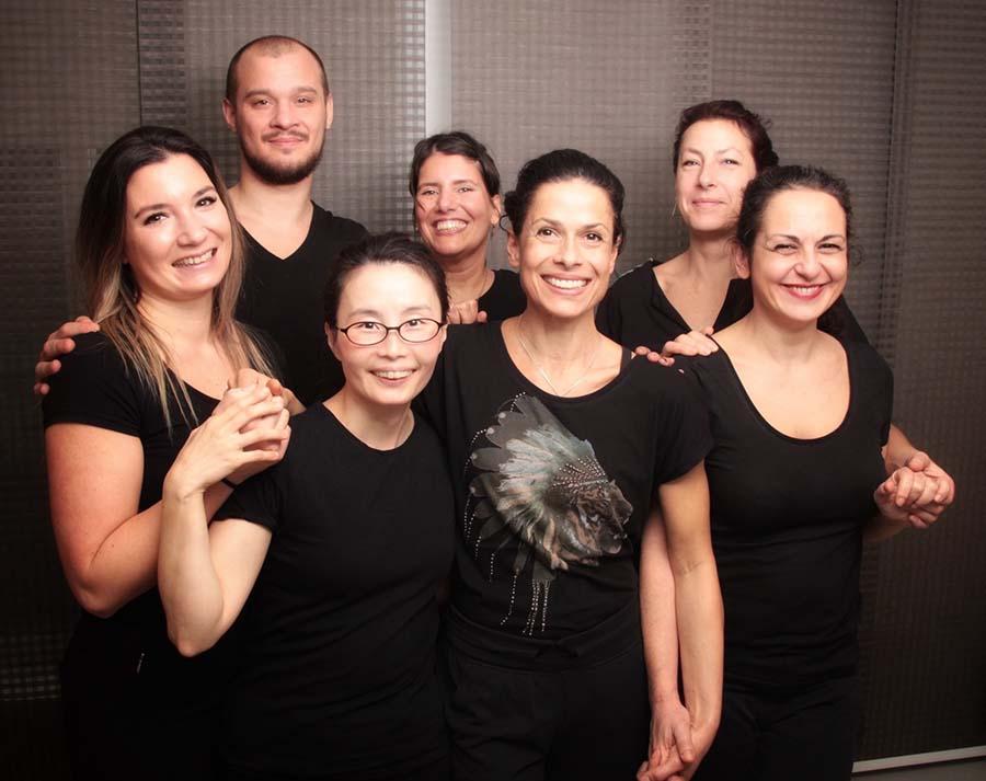 Arigato Amsterdam massage team