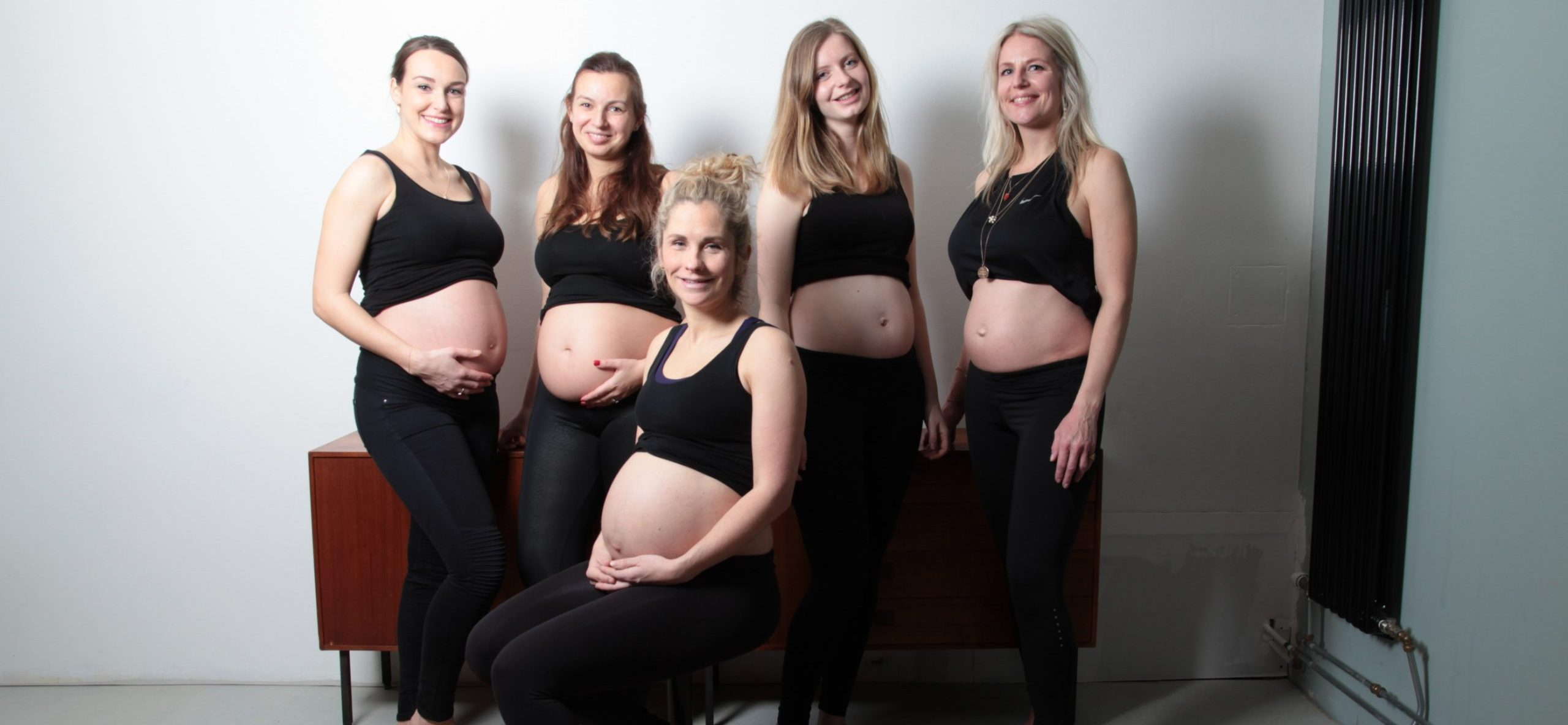 Zwangerschapsmassage Amsterdam centrum west